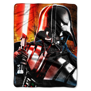 Star Wars Classic - Master of Evil Silk Touch Throw Blanket