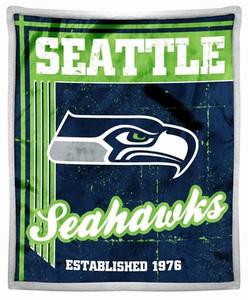 Seahawks Mink Sherpa