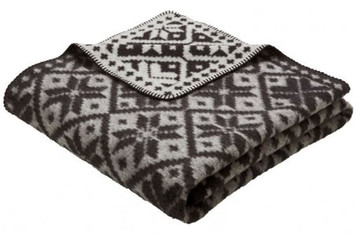 Biederlack Wool Bergen Blanket