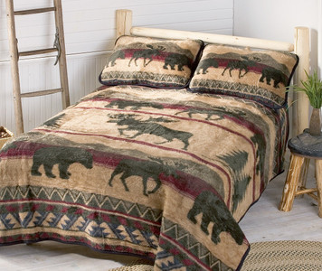 Cedar Run Earth Ragz Bedding