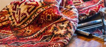 Canyon Pass/Chocolate #232 50x60 Inch Throw Blanket