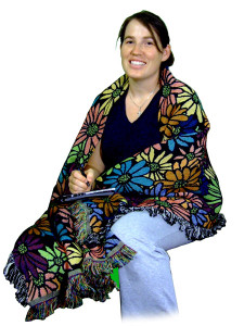 Every Blooming Thing Comfort Wrap