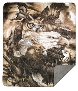 Denali Sky Kings Bergsma Blanket