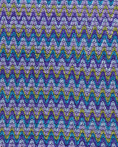 Morocco Throw Blanket - Hydrangea by Bedford Cottage