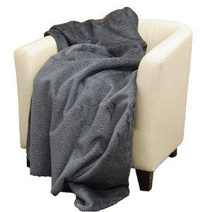 Embossed Denim #470 Throw Blanket by Denali (50x60 Inches)