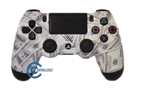 Billionaire PS4 Controller   Ps4