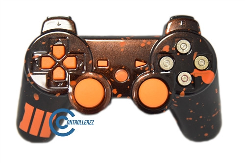 Black Ops 3 Themed PS3 Controller | Ps3