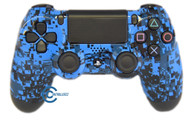 Blue Digital PS4 Controller | Ps4