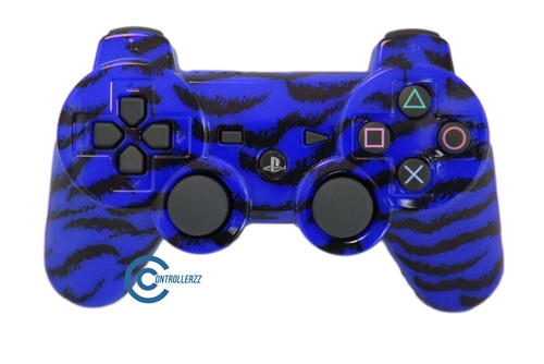 Blue Tiger PS3 Controller | Ps3