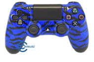 Blue Tiger PS4 Controller | Ps4