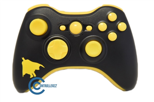 Batman Themed Xbox 360 Controller | Xbox 360
