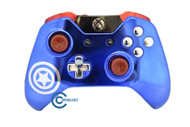 Captain America Themed Xbox One Controller | Xbox One