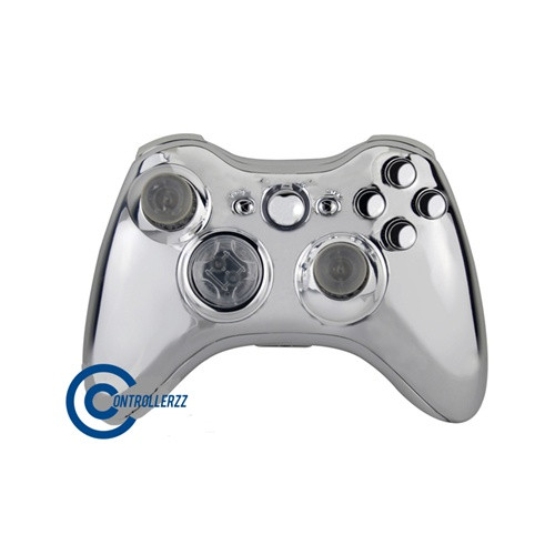Chrome Controller   Xbox 360