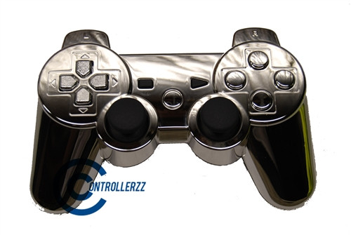 Chrome PS3 Controller | Ps3