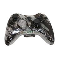 Clear Splatter Controller | Xbox 360