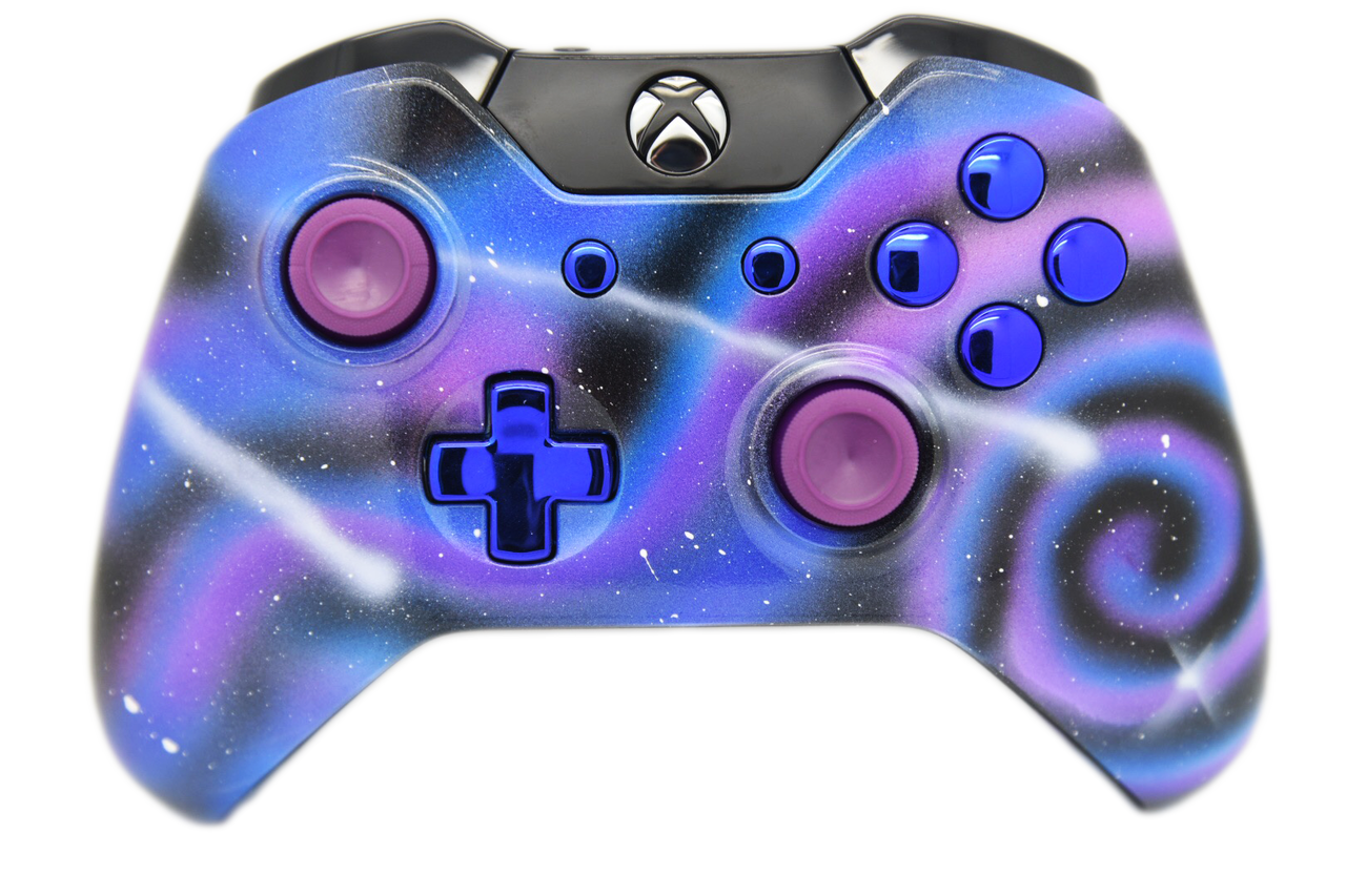 Destiny Themed Xbox One Controller