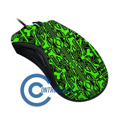 Green Circuit Razer DeathAdder