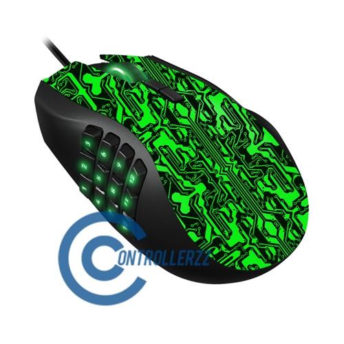 Green Circuit Razer Naga | Razer Naga