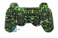 Green Circuit Board PS3 Controller | Ps3