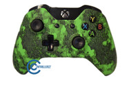 Green Hex Xbox One Controller | Xbox One