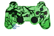Green Predator PS3 Controller | Ps3
