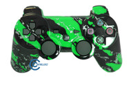 Green PS3 Splatter | Ps3