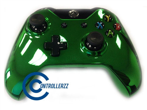 Green Chrome Xbox One Controller | Xbox One