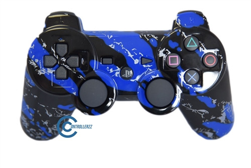 Blue PS3 Splatter | Ps3