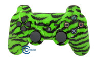 Green Tiger PS3 Controller | Ps3