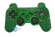 Green Waterdrop PS3 Controller | Ps3