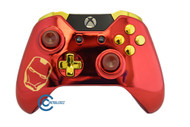 Iron Man Themed Xbox One Controller | Xbox One