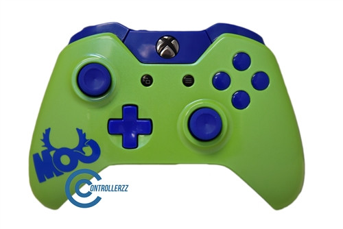 Brock or Moo Snuckel's Xbox One Controller | Xbox One