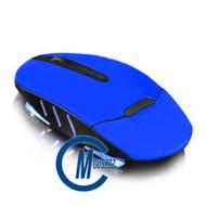 Blue Wireless Matte Mouse | Horizon