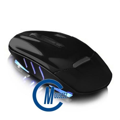Black Wireless Matte Mouse | Horizon