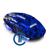 Blue Wireless Zombie Mouse | Horizon