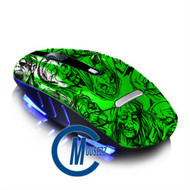 Green Wireless Zombie Mouse | Horizon
