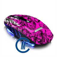 Pink Wireless Zombie Mouse | Horizon