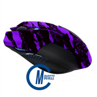 Purple Wired Splatter Mouse | Horizon