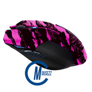 Pink Wired Splatter Mouse | Horizon