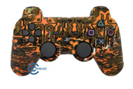 Orange Circuit Board PS3 Controller | PS3