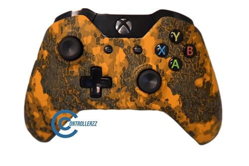 Orange Hex Xbox One Controller | Xbox One