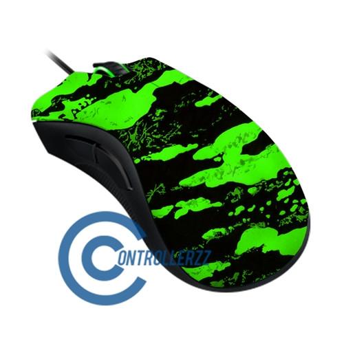 Green Splatter Razer DeathAdder | Razer DeathAdder