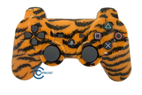 Orange Tiger PS3 Controller | Ps3