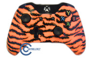 Orange Tiger Xbox One Controller | Xbox One