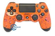 Orange Water Drop PS4 Controller | Ps4