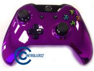 Purple Chrome Xbox One Controller | Xbox One