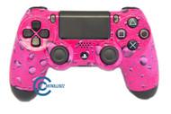 Pink Water Drop PS4 Controller | Ps4