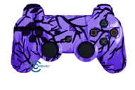 Purple Predator PS3 Controller | Ps3