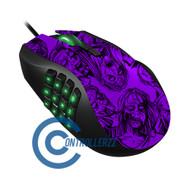 Purple Zombie Razer Naga | Razer Naga