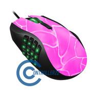 Pink Swirl Razer Naga | Razer Naga